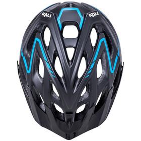 Kali Chakra Plus Casco, matte black/blue